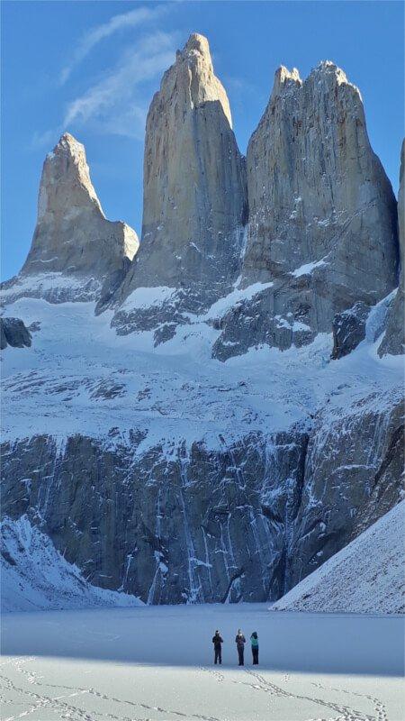 Base Torres Invierno