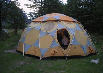 Campamento - Circuito O