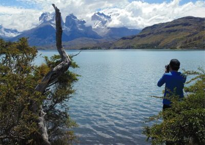 Full Day Lago Pehoe y Camping