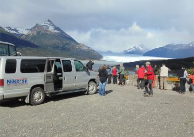 Glaciar Perito Moreno Primer Mirador