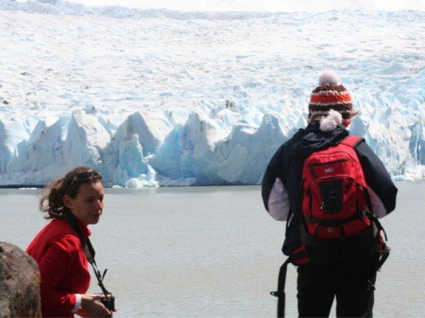 Glaciar grey mirador
