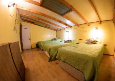 Hostal - Habitación triple baño compartido