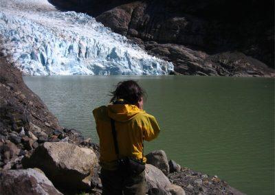Navegación Glaciares Balmaceda y Serrano