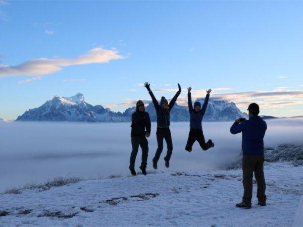 Trekking Torres del Paine en Invierno