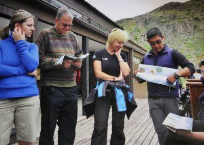 Un Paso en Torres del Paine - Explicando el Paine