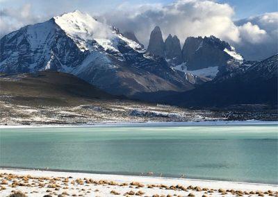 Un Paso en Torres del Paine - Laguna Amarga