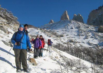 Torres del Paine Invierno