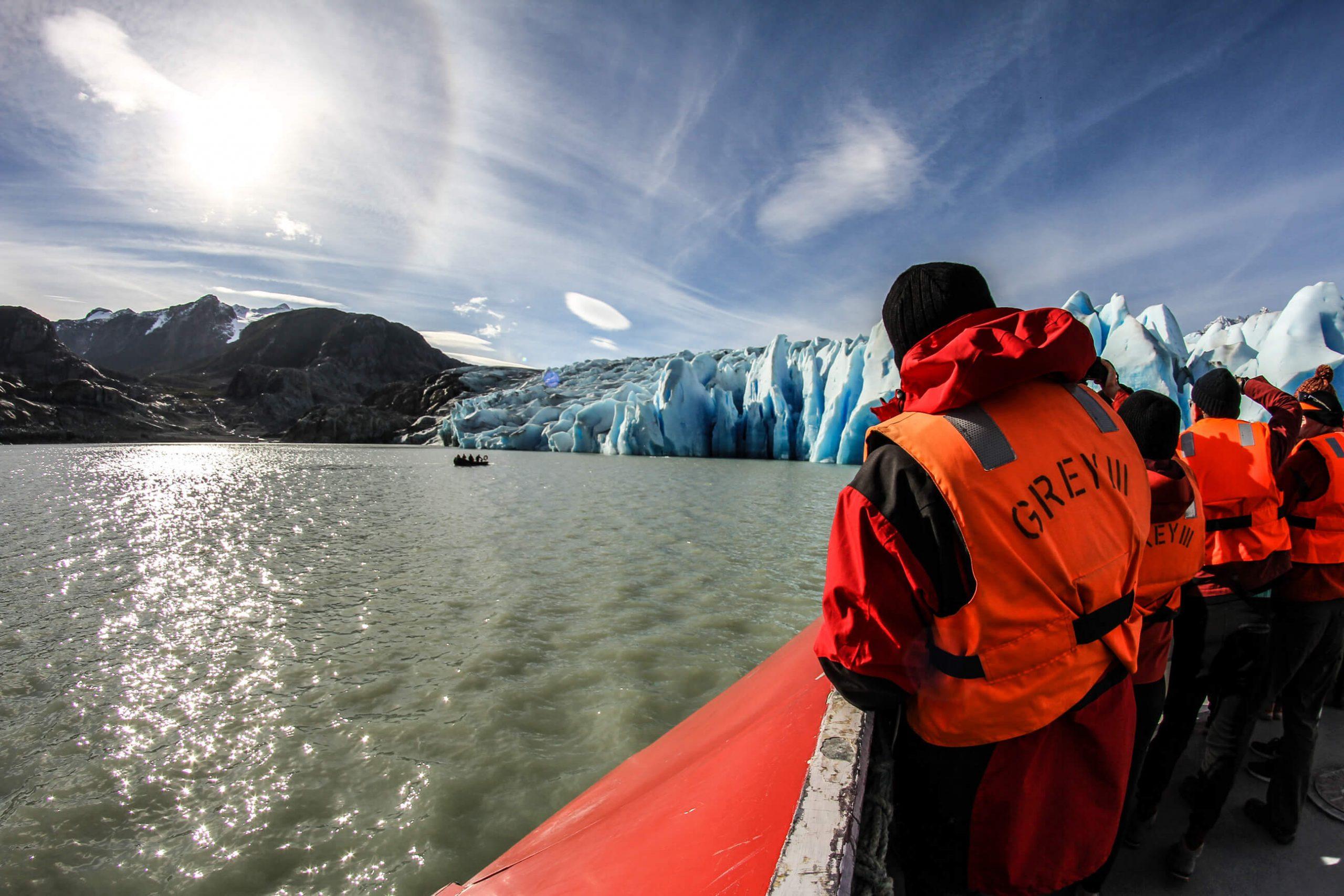 Navegacion Glaciar Grey